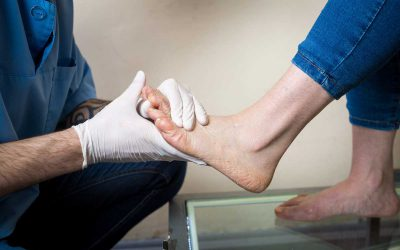 A Step Ahead: If you're diabetic that wound on your foot may kill you. Really.